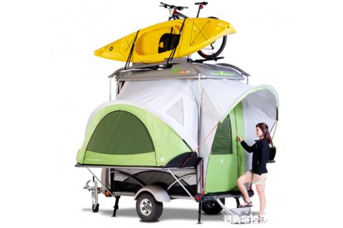 多功能拖挂帐篷