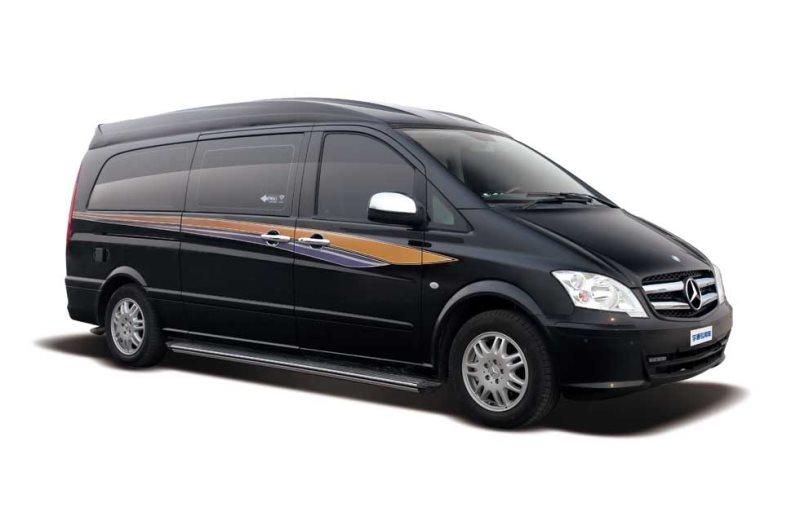 绅威-轻型商旅车