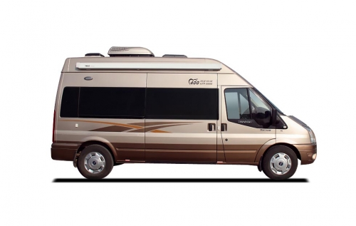 B型ZK5040XLJ2福特升降床版